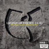 Wu-Tang Clan - Legend Of The Wu-Tang: Wu-Tang Clan's Greatest Hits (cover)