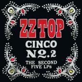 ZZ Top - Cinco No. 2 (The 2nd Five LP's) (5LP)