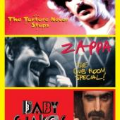 Zappa, Frank - Baby Snakes/Dub Room/Torture (3DVD) (cover)