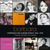 Barbara - L'Intégrale Des Albums Studio 1964-1996 (12CD)