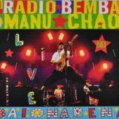 Chao, Manu - Baionarena (2CD + 1DVD)