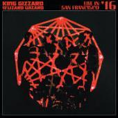 KING GIZZARD & THE LIZARD WIZARD - Live In San Francisco '16 (2LP)(Coloured)