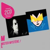 -M- Chedid, Matthieu - Mister Mistère / Il (2CD)