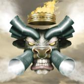 Monster Magnet - Mastermind (cover)