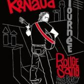 Renaud - Tournée Rouge Sang Live 2007 (DVD) (cover)