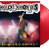 HEIDEROOSJES CHOICE FOR A LOST GENERATION (LP) (Translucent Red Vinyl)