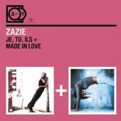 Zazie - Je, Tu, Ils / Made In Love (2CD) (cover)