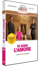 Io Sono L'amore (40 Years S.e.) (DVD)